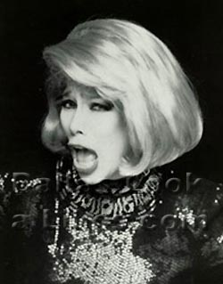 Joan Rivers Celebrity Impersonator Pic