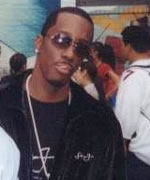 Sean P. Diddy Combs Celebrity Impersonator Pic
